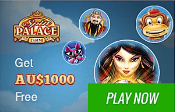 spin palace, online pokies